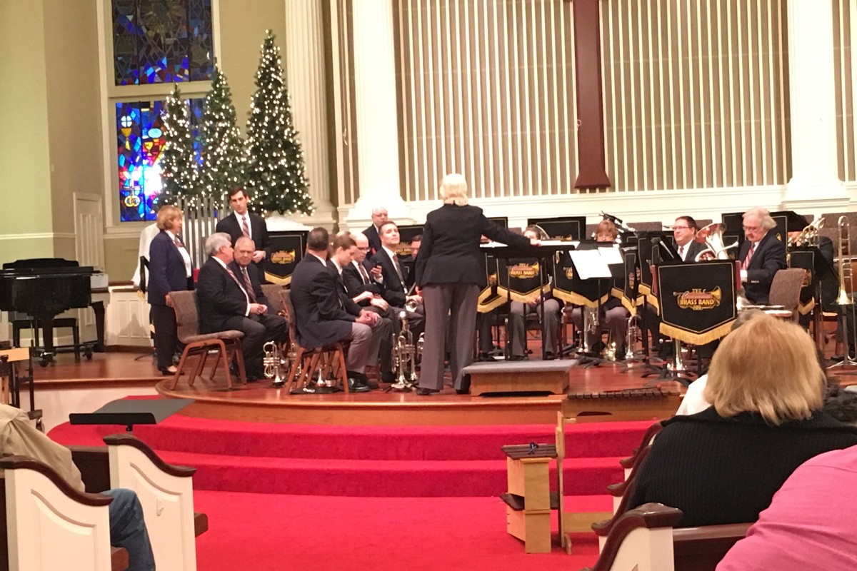 Cincinnati Brass Band