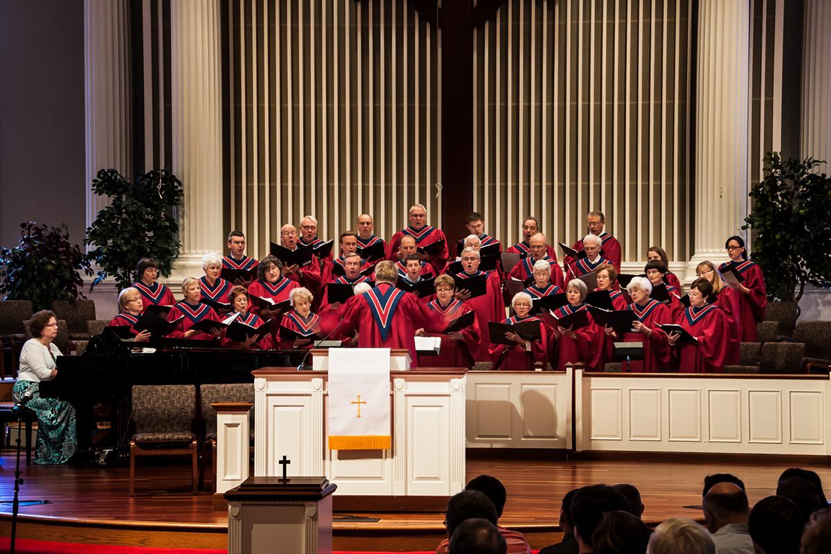 Chancel Choir - 9:30 Service