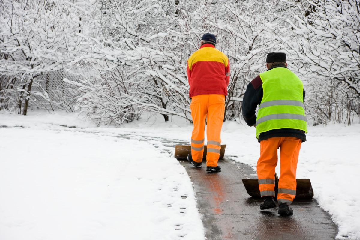 Snowmen Wanted