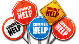 Crestview Summer Help Needed