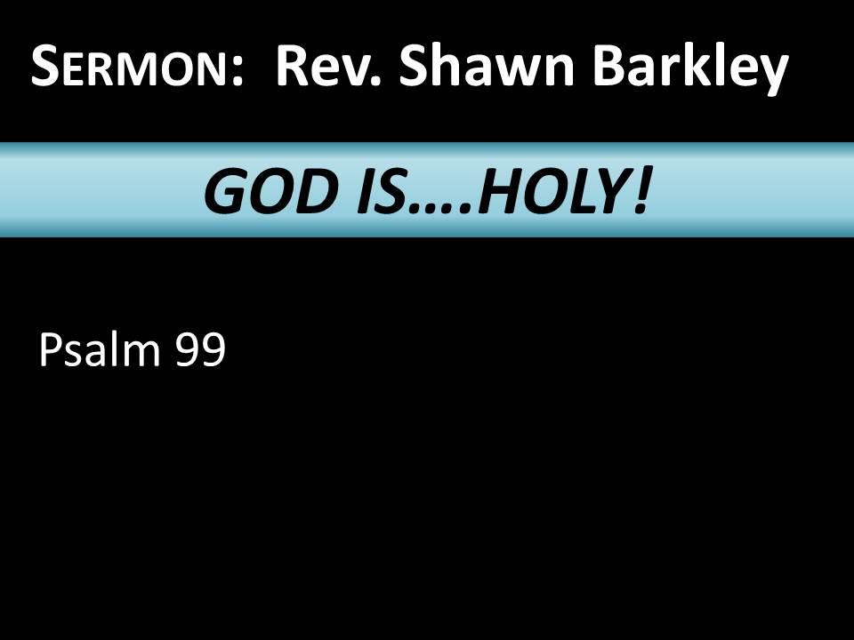 Sermon Slide