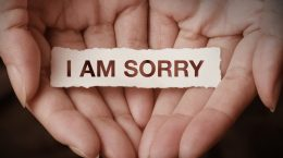 I Am Sorry - Words to Grow By