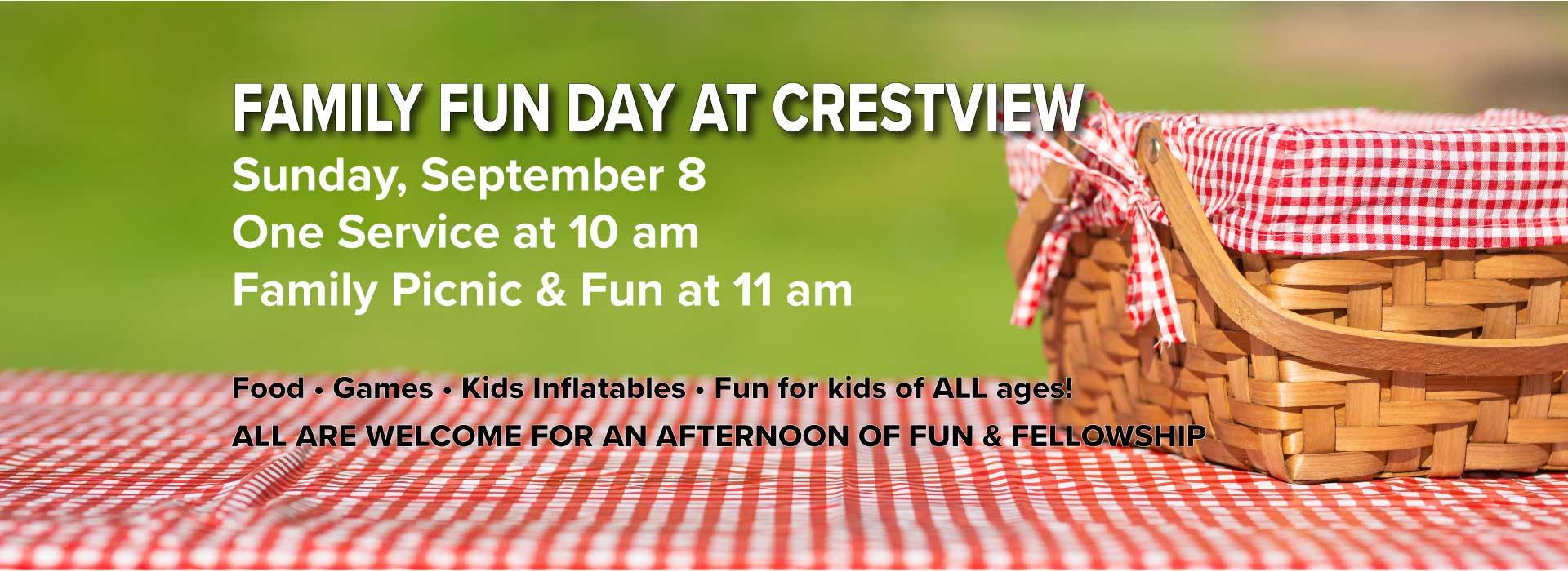 Crestview Presbyterian Church