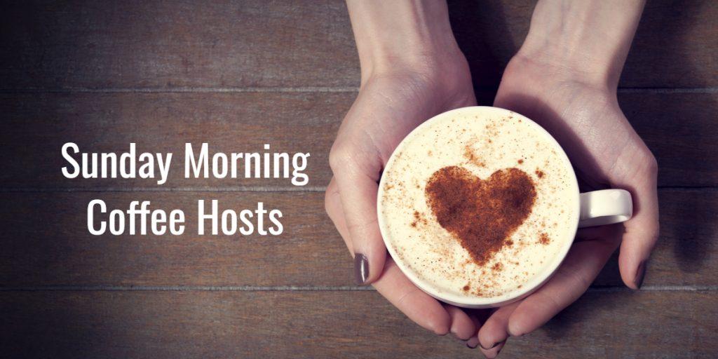 Coffee Hosts