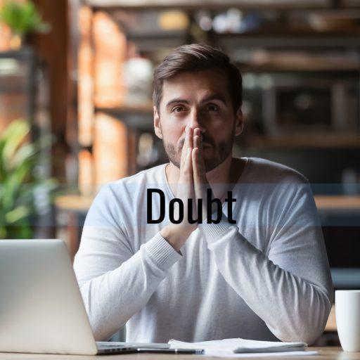 Doubt - Psalm 73