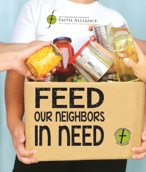 Feed Our Neighbors Food Drive