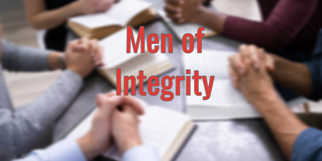 Men of Integrity - Feature